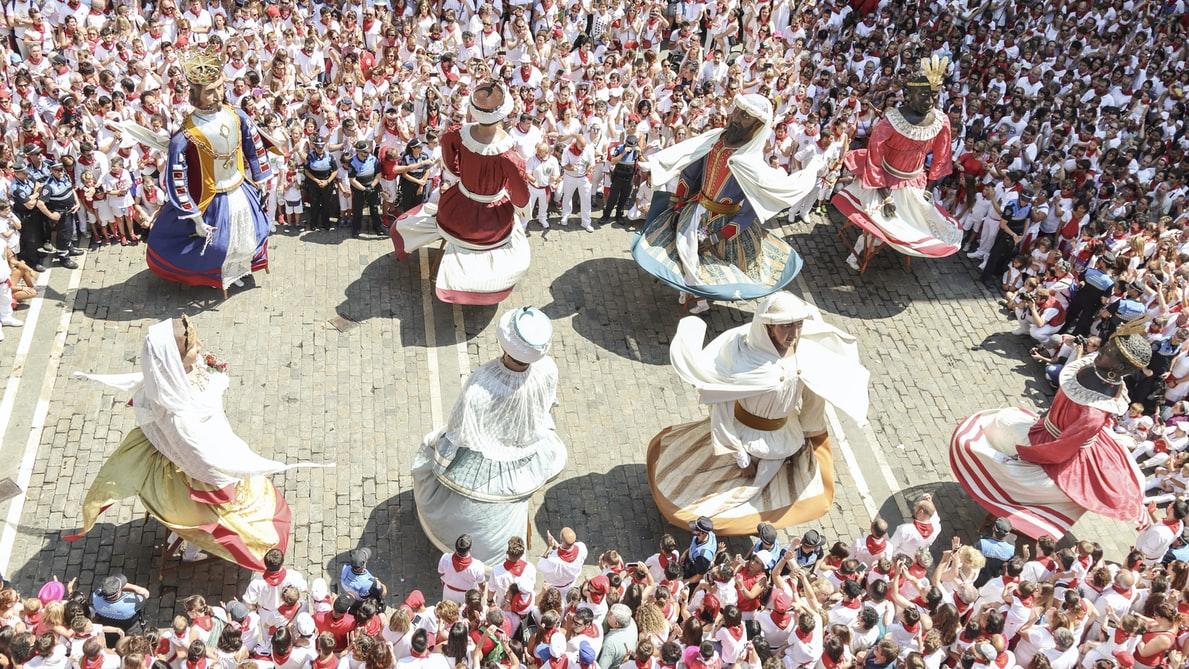 Dance Festival Espagne