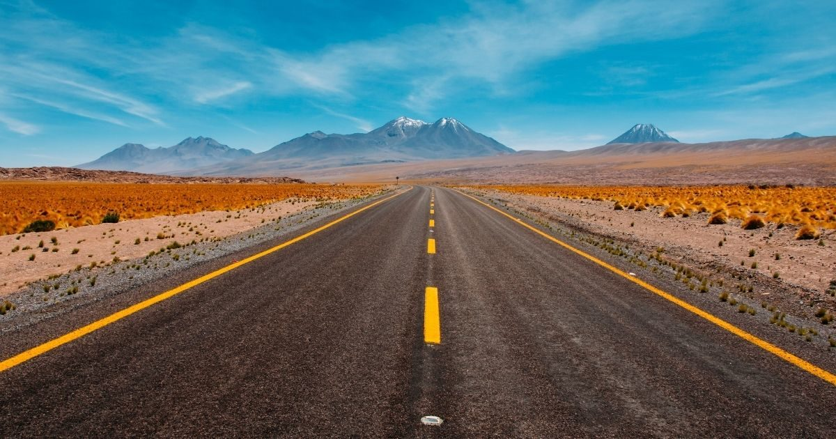 voyage solitaire route